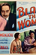 Image of Blame the Woman