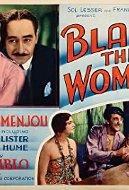 Blame the Woman Poster
