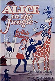 Alice in the Jungle(1925) Poster - Movie Forum, Cast, Reviews