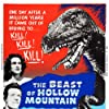 Guy Madison and Patricia Medina in The Beast of Hollow Mountain (1956)