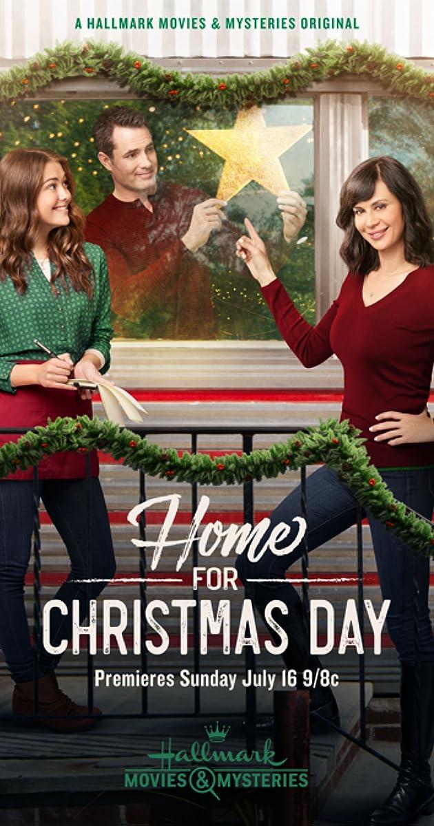Home for Christmas Day (TV Movie 2017) - IMDb