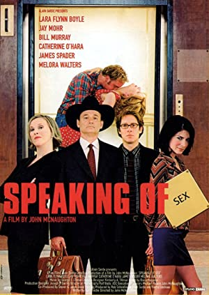 Speaking of Sex poster