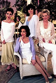The Designing Women Reunion Poster