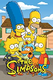 The Simpsons - Season 10 poster