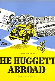 The Huggetts Abroad Poster