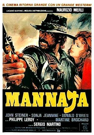 A Man Called Blade Poster