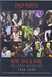 Deep Purple: New, Live and Rare - The Video Collection Poster