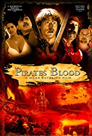 Pirate's Blood Poster