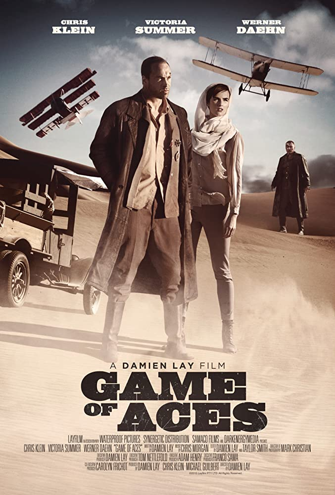 Game of Aces (2016) Subtitle Indonesia