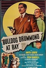 Bulldog Drummond at Bay Poster
