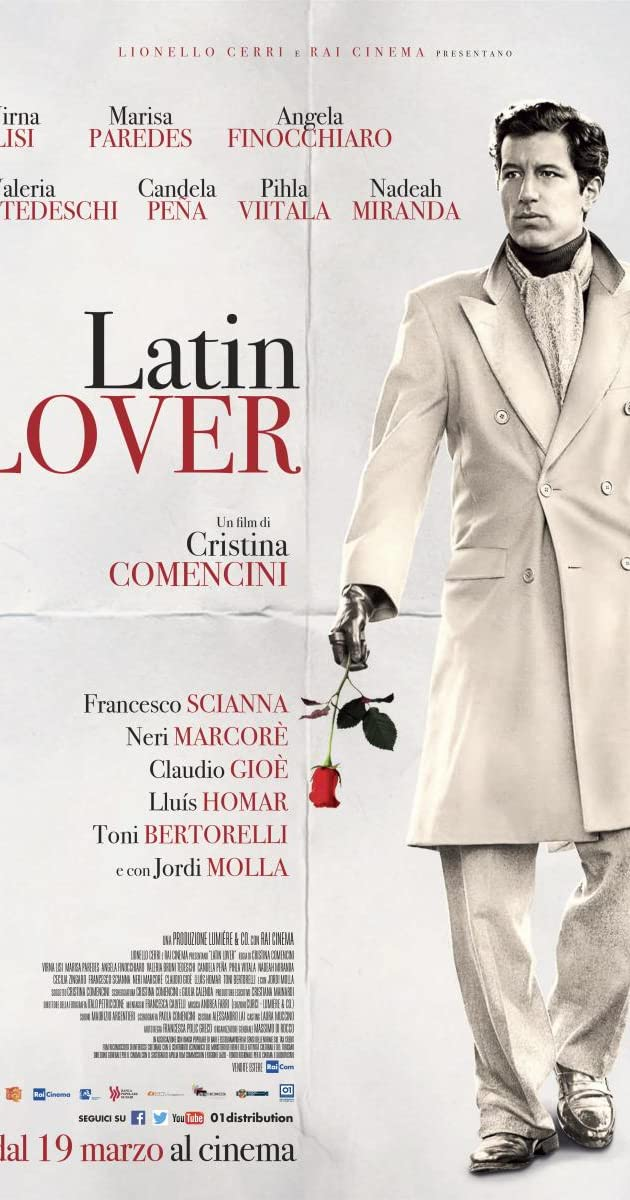 Latin lover 2015 imdb ccuart Image collections