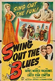Swing Out the Blues Poster
