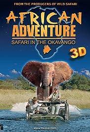 African Adventure: Safari in the Okavango Poster