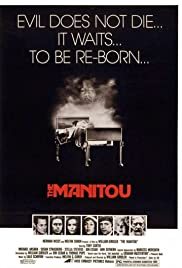 The Manitou Poster