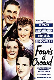 Four's a Crowd Poster