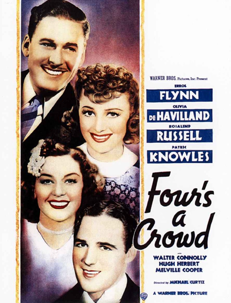 image Four's a Crowd Watch Full Movie Free Online
