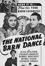 National Barn Dance Poster