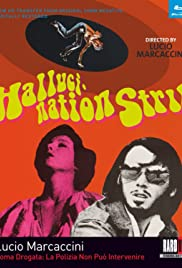 Hallucination Strip Poster