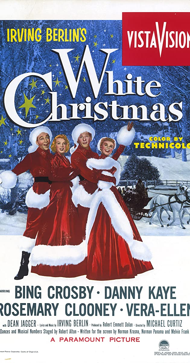 White Christmas (1954) - Soundtracks - IMDb
