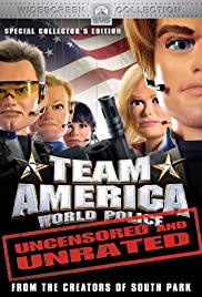 'Team America': Crafting the Puppets Poster