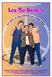 Lez Be Friends Poster