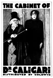 The Cabinet of Dr. Caligari(1920) Poster - Movie Forum, Cast, Reviews