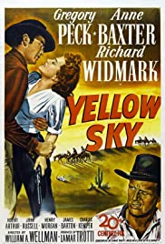 Yellow Sky (1948) Poster - Movie Forum, Cast, Reviews