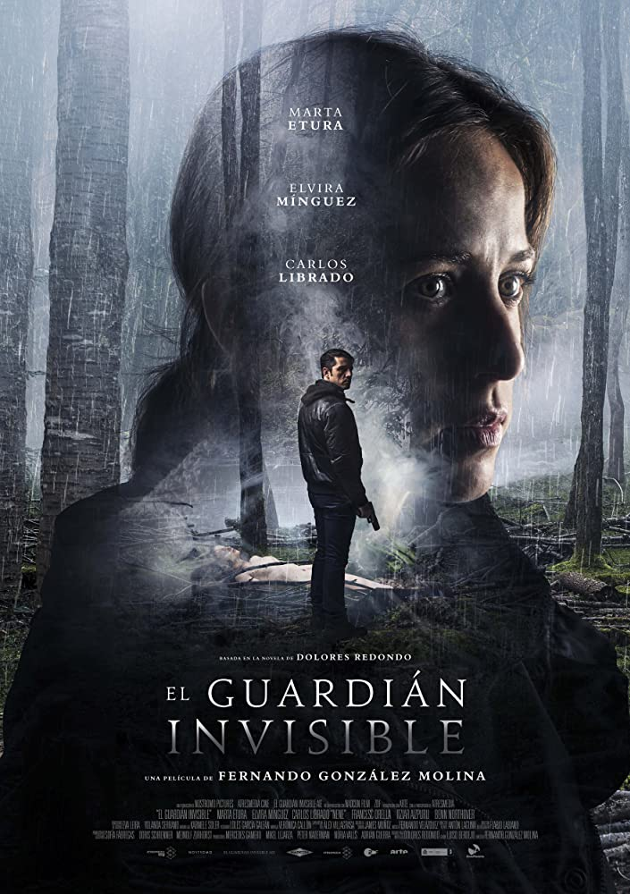 El guardián invisible cartel de la película