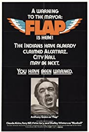 Flap (1970) Poster - Movie Forum, Cast, Reviews