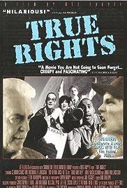 True Rights Poster