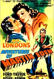 The Adventures of Martin Eden Poster