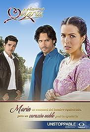 Simplemente María Poster