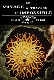 Le voyage à travers l'impossible Poster