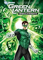 Green Lantern Emerald Knights(2011)