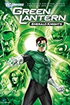 Image of Green Lantern: Emerald Knights