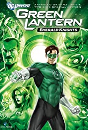 Green Lantern: Emerald Knights (2011) Poster - Movie Forum, Cast, Reviews