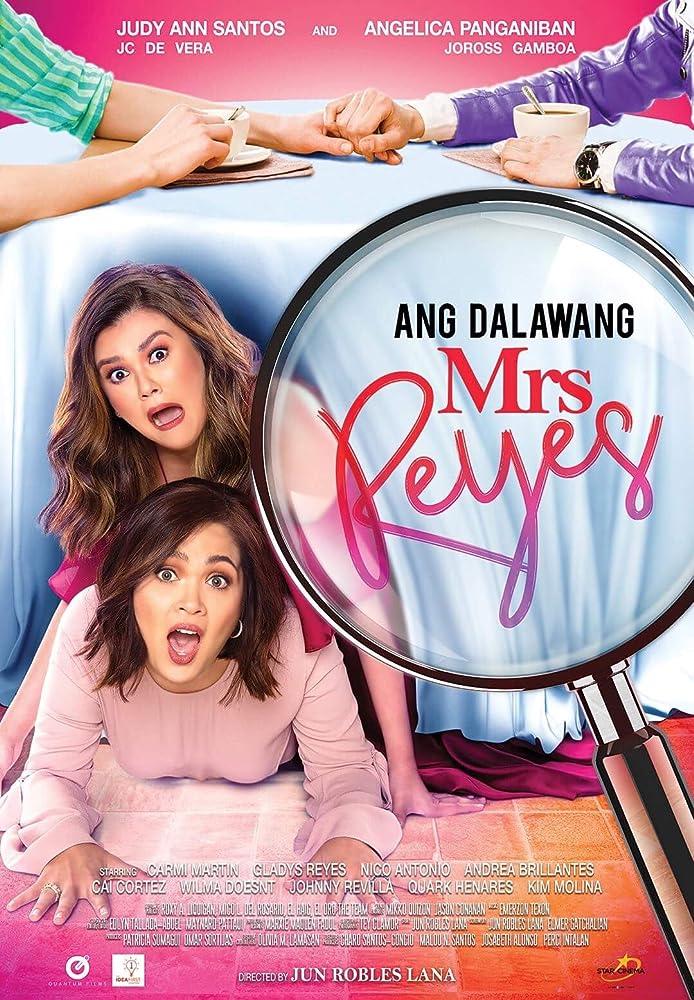 Ang Dalawang Mrs. Reyes (2018) HDRip