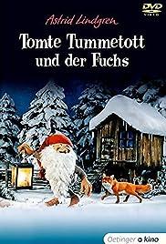 Tomte Tummetott und der Fuchs Poster