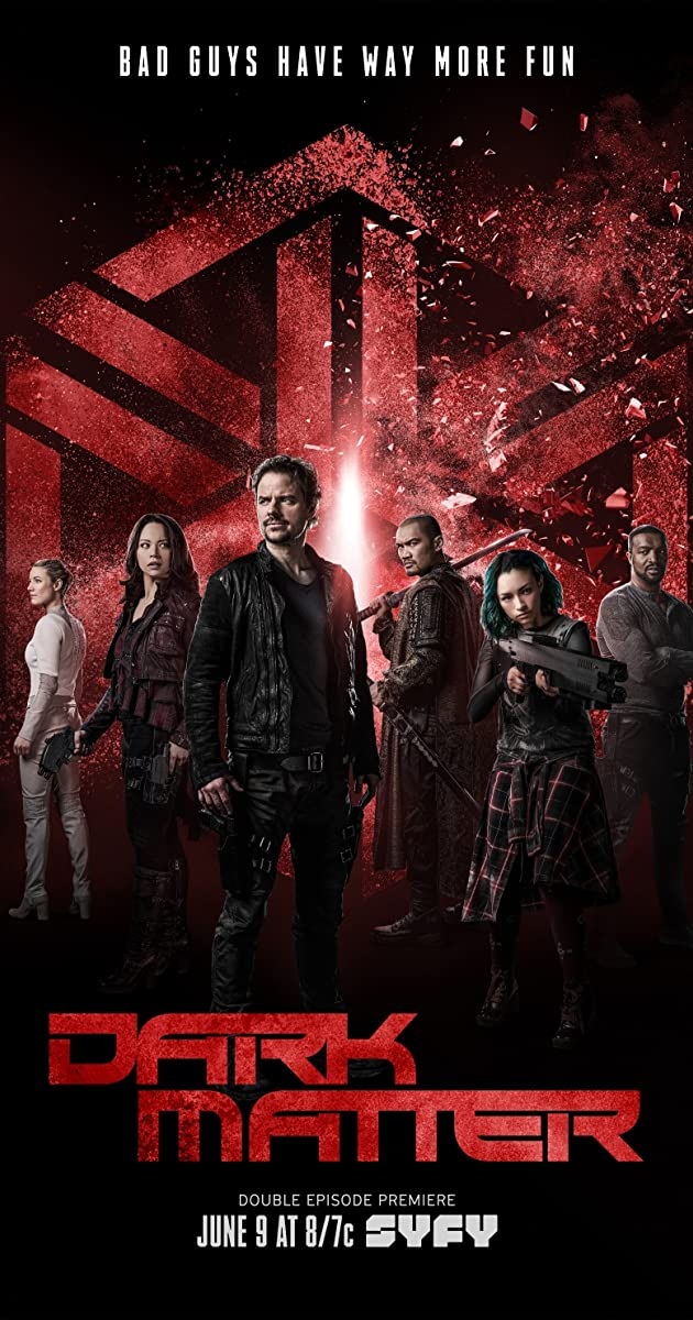 Tamsioji materija (1 sezonas) / Dark Matter (season 1) (2015) Online