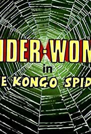 The Kongo Spider Poster