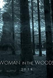 Woman in the Woods Poster