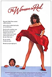 The Woman in Red (1984) Poster - Movie Forum, Cast, Reviews