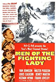 Men of the Fighting Lady (1954) Poster - Movie Forum, Cast, Reviews