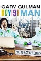 Image of Gary Gulman: Boyish Man