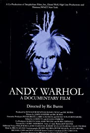 Andy Warhol: A Documentary Poster