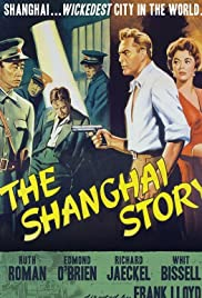The Shanghai Story Poster