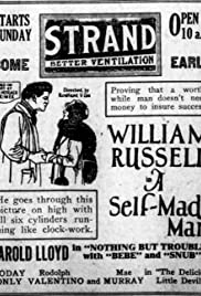 A Self-Made Man Poster