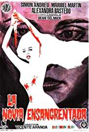 The Blood Spattered Bride (1972) Poster - Movie Forum, Cast, Reviews