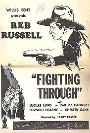 Fighting Through Poster