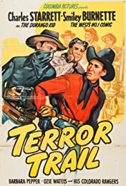 Terror Trail Poster